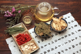 Chinese Herbs and Medicine